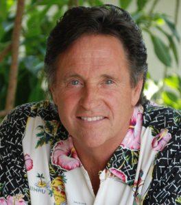 El actor Robert Hays en una foto más reciente.