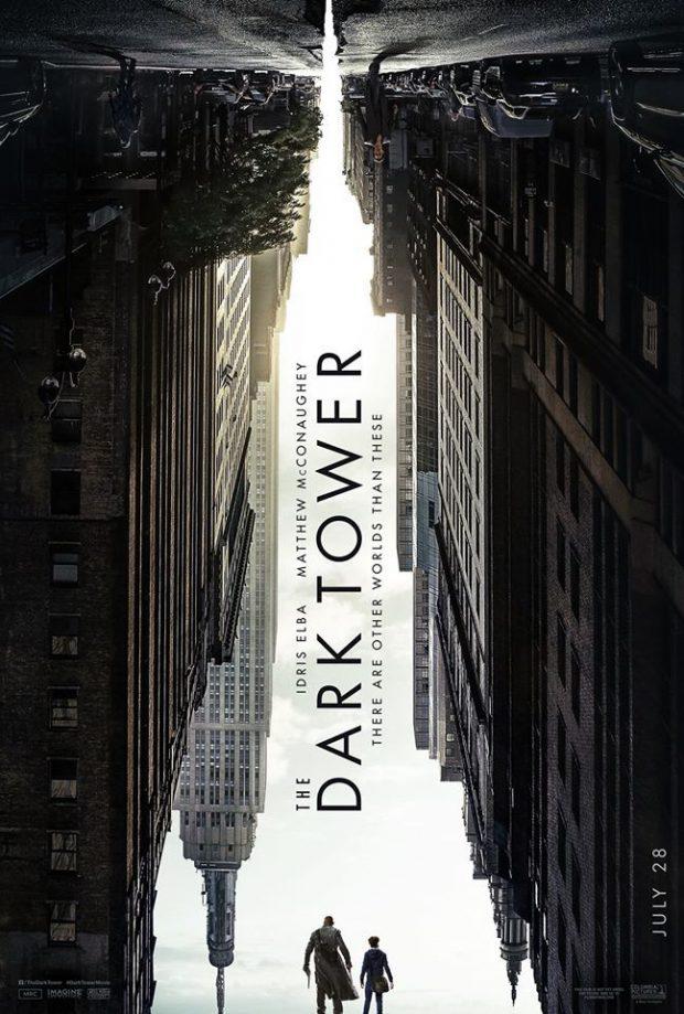Cartel de la película 'La torre oscura'. (Sony)