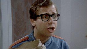 Rick Moranis en 'Cazafantasmas' (1984).