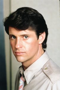 Robert Hays como Ted Striker en 1980.