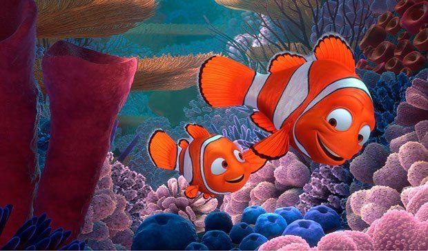 Marlin y Nemo