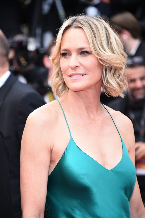 Robin Wright Cannes 2017