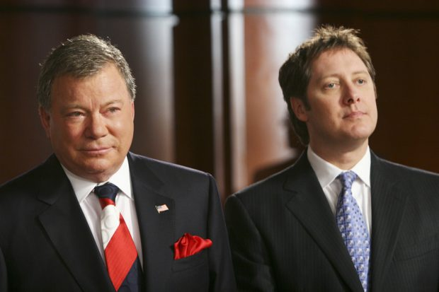 WILLIAM SHATNER, JAMES SPADER