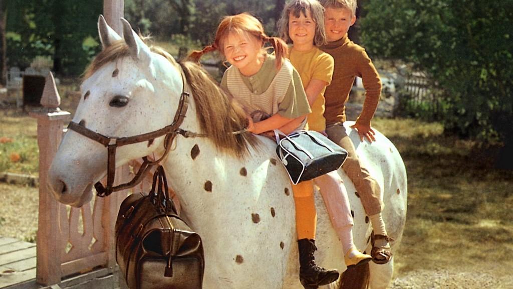 nombre del caballo de pipi