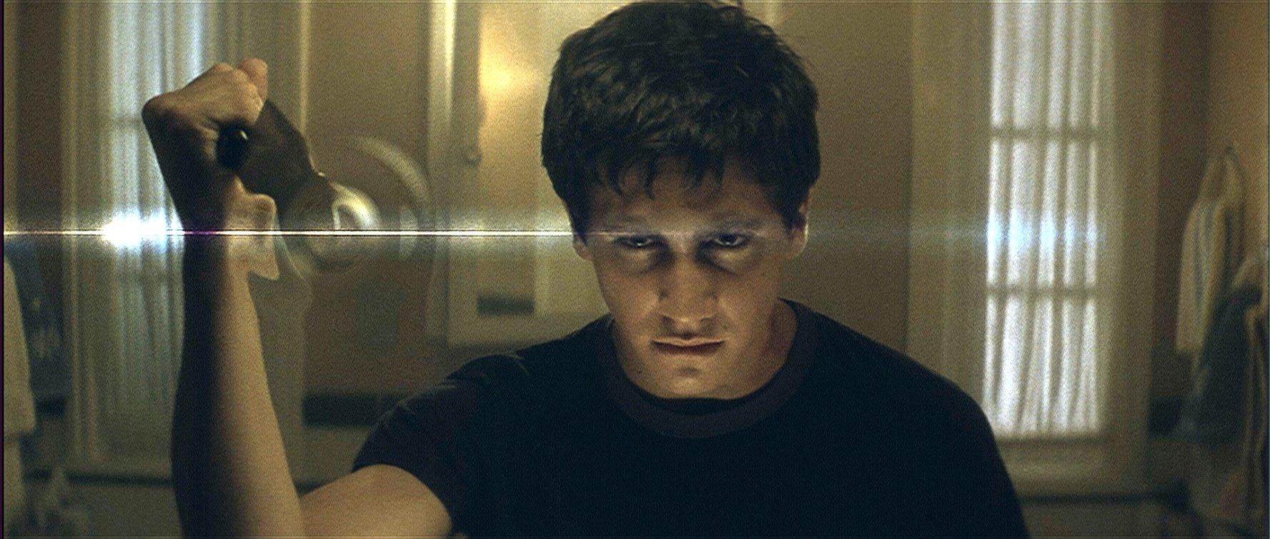 Jake Gyllenhaal en Donnie Darko (2001), dirigida por Richard Kelly