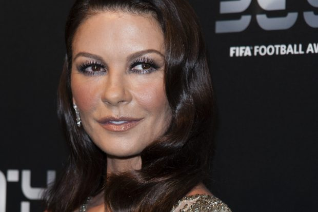 Catherine Zeta-Jones gala the best