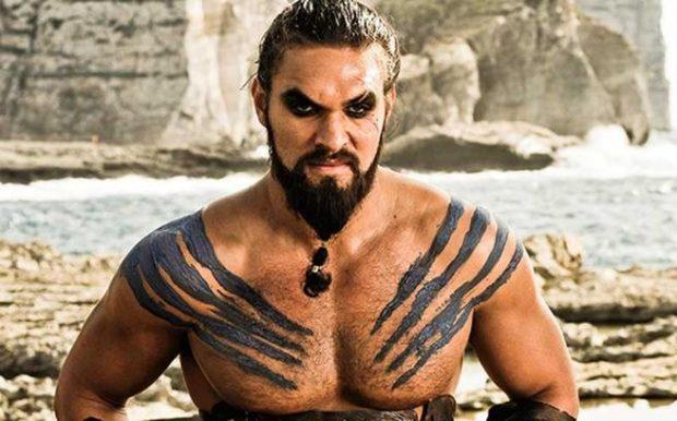 Jason Momoa Khal Drogo