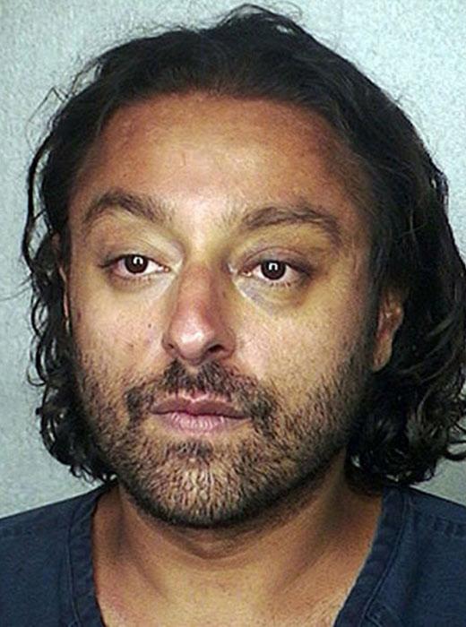 Vikram Chatwal arrestado en Florida