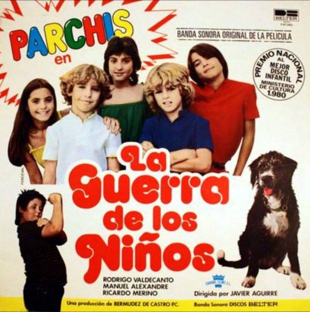 ¿Qué fue de los miembros de Parchís? Parchis-la-guerra-de-los-niños1-620x623