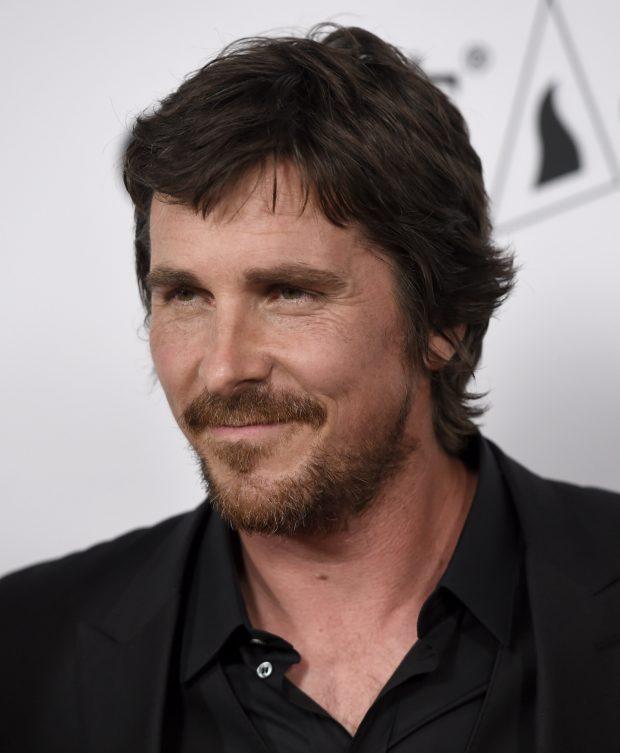 Christian Bale 2017