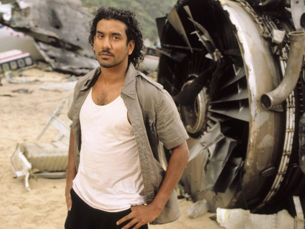 Naveen Andrews Perdidos