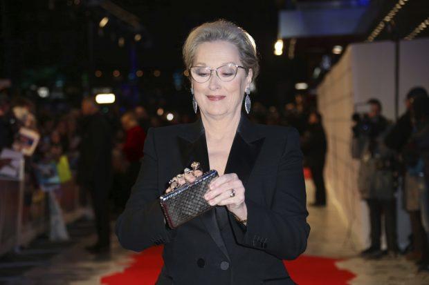 Meryl Streep enero 2018