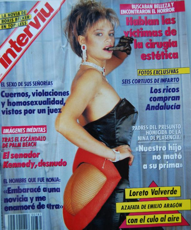 Qué Fue De Loreto Valverde