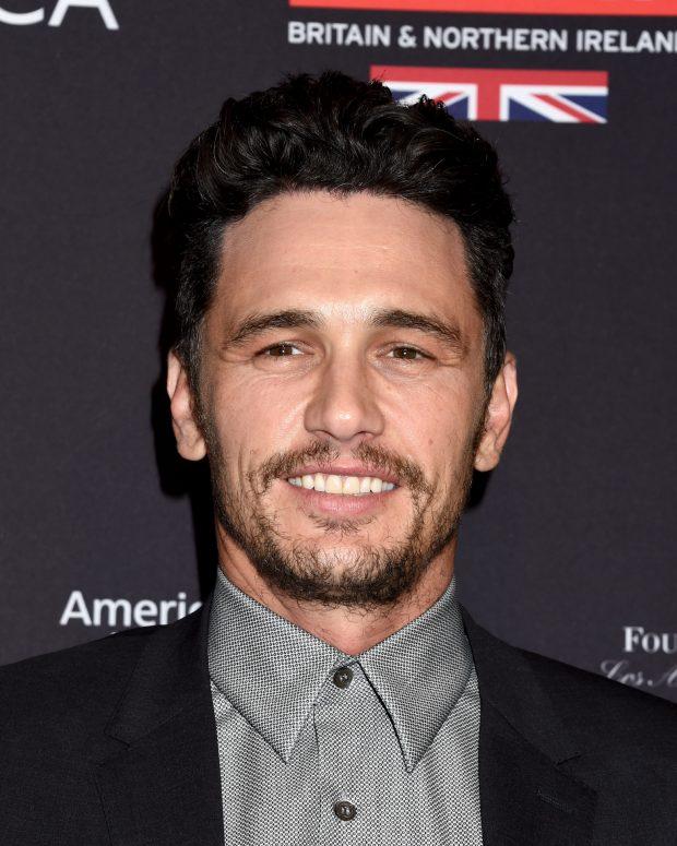 James Franco 2018