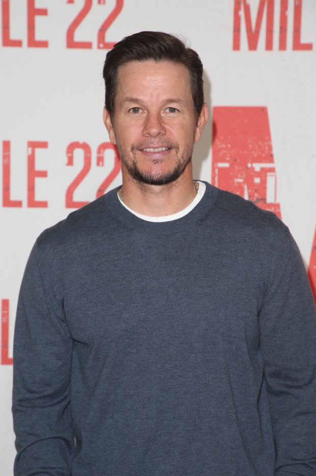 Mark Wahlberg julio 2018