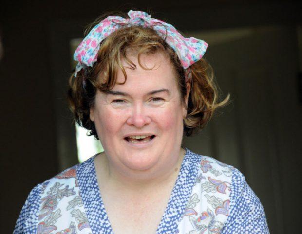 Susan Boyle 2012