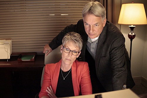 Jamie lee curtis ncis