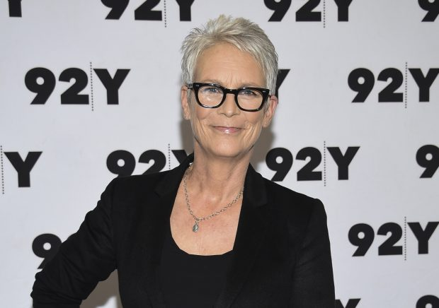 Jamie Lee Curtis oct 2018