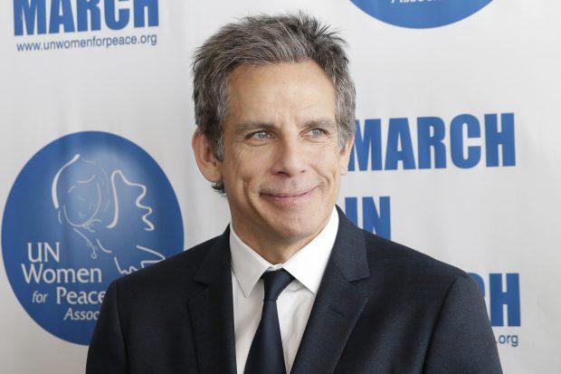 Ben Stiller marzo 2019
