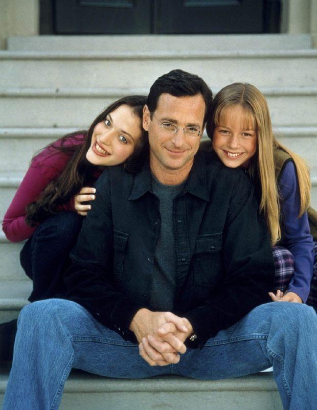 Brie Larson Un padre en apuros