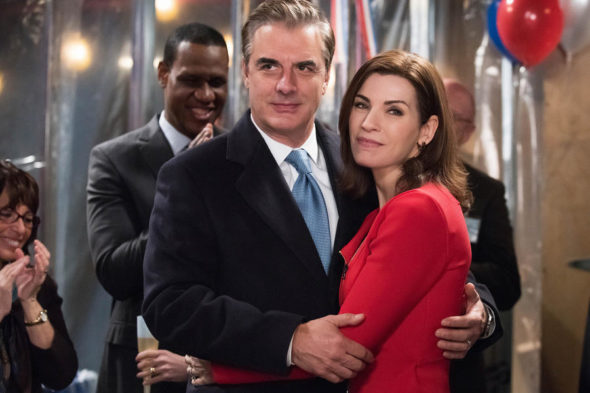 Chris Noth The Good Wife
