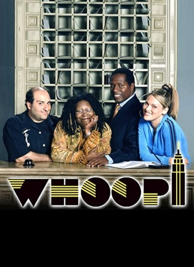 Whoopi Goldberg en Whoopi