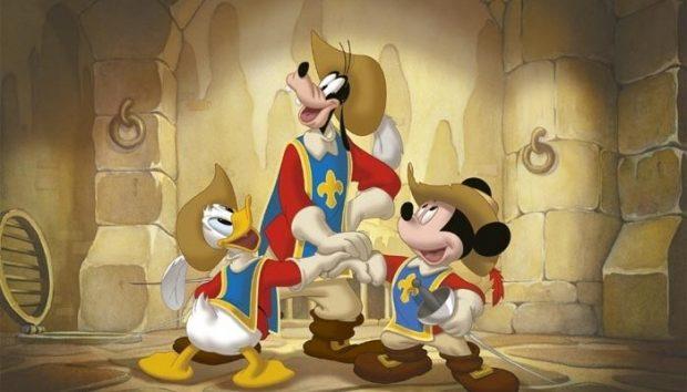 mickey-los-3-mosqueteros