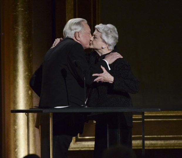 Angela Lansbury Oscar 2013