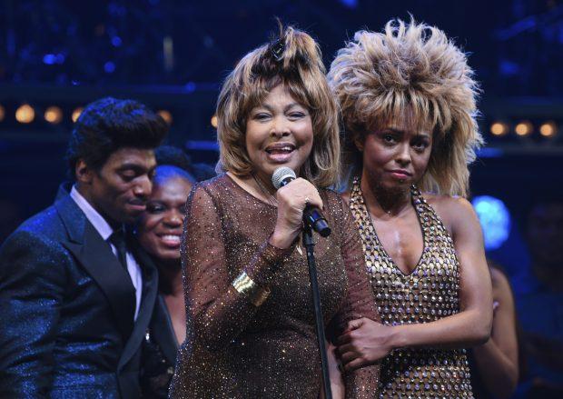 Tina Turner en 2019 (GTRES)