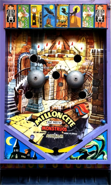 pinball-milloncete
