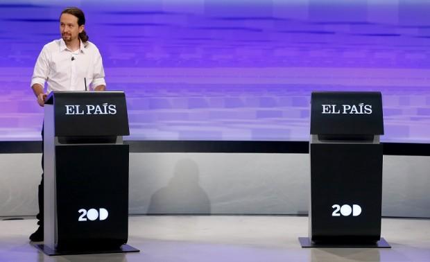 DEBATE DE 'EL PAÍS' CON CANDIDATOS