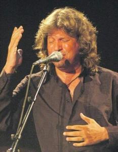José Mercé durante una actuación.  (ARCHIVO 20M)