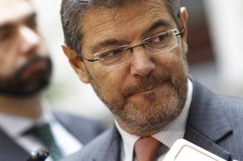El ministro de Justicia, Rafael Catalá. Catalá niega que su mensaje de apoyo a Ignacio González se refiriese a sus causas judiciales
