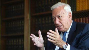 José Manuel García-Margallo. Foto Jorge París