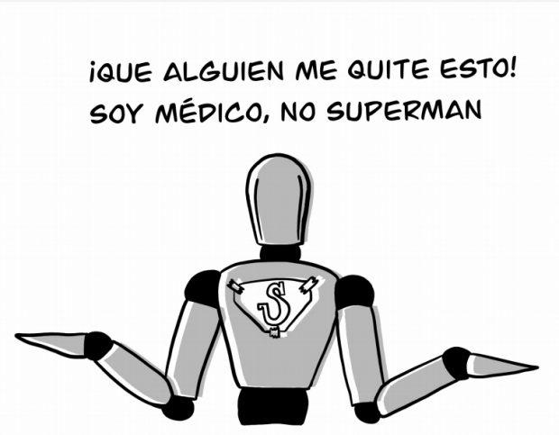"""Ilustración de Mauricio Muñoz San Román para el libro """"Se hizo el silencio""""."""