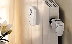 imagen de una aparato repartidor de coste de calefaccion