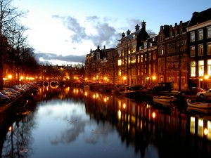 Imagen de Amsterdam (Flickr/Labé)