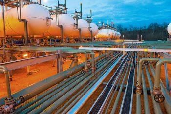 Tuberías de gas natural en EE.UU (Bilginger SE)