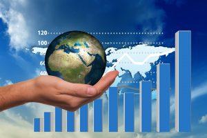 gráficos de economía