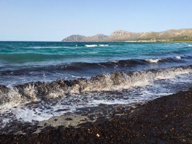 Playa San Serra de Marina.