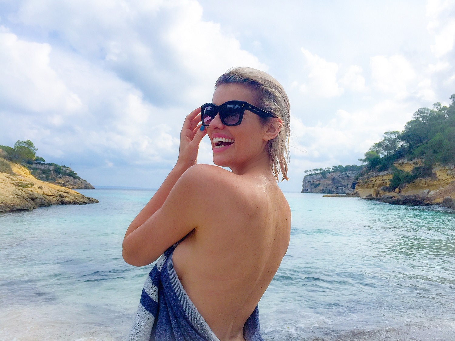 Yay or Nay Adriana Abenia Topless