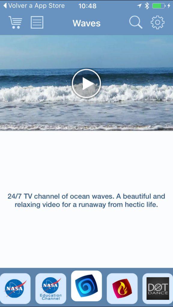 (Canal Waves en SPB TV)
