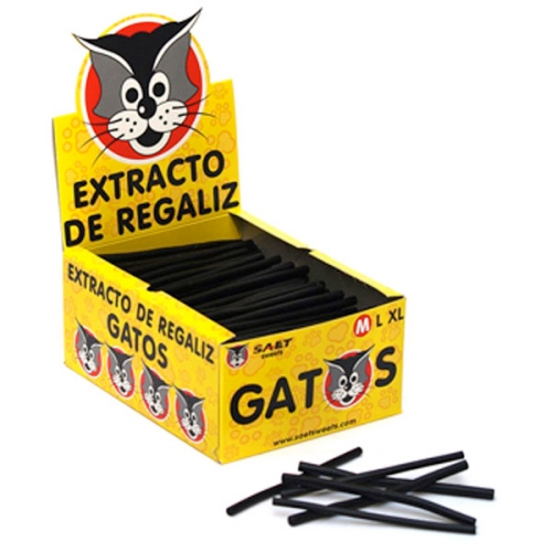 (Regaliz Gatos. Mis preferidos)