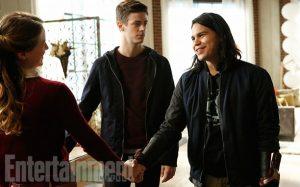 Arrow, The Flash, Supergirl y Legends of Tomorrow