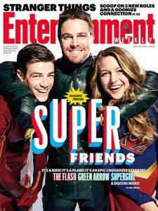 The Flash, Arrow y Supergirl