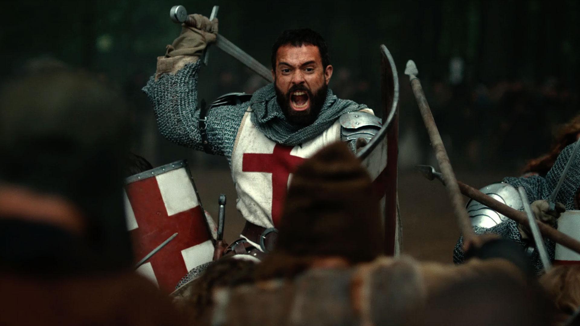 Knightfall, un \'Juego de Tronos\' de Hacendado | A ver series