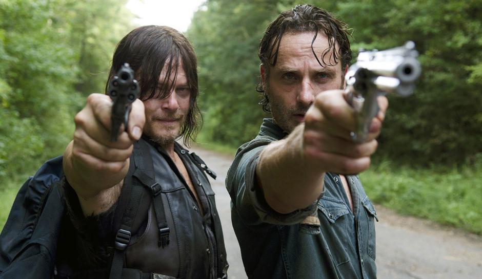The Walking Dead ha sido alguna vez buena? Zombis y otras series a ...
