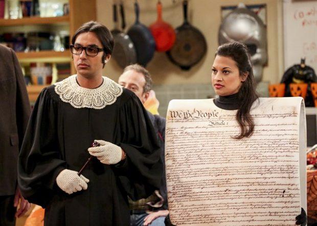 El Mejor Disfraz De Sheldon