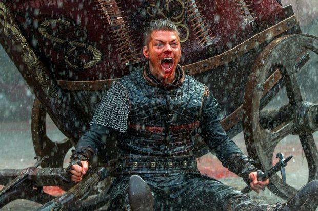 Si veo un episodio más de la quinta temporada de 'Vikingos