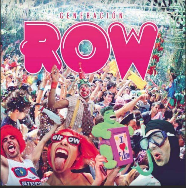 "Portada libro ""Generación ROW"""